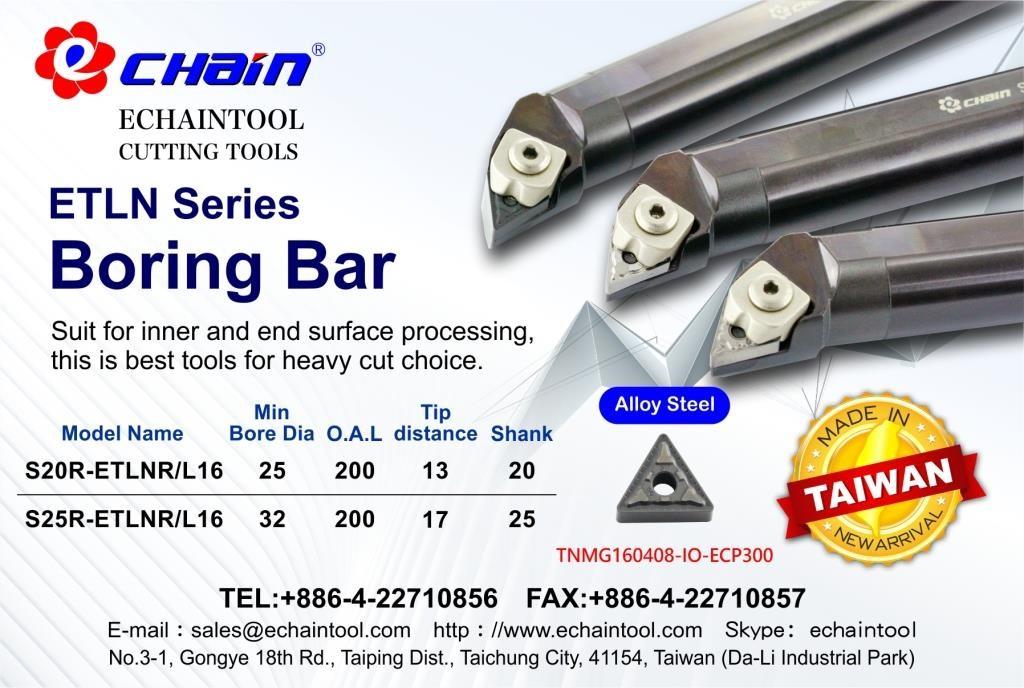 ETLN Series Boring Bar