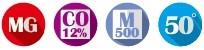 Icon of MU3-JMA3000 carbide end mill